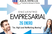 ASOCVENCOL INVITA AL 5TO. HIGH LEVEL NETWORKING MEETING